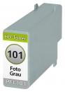 Alternativ Druckerpatronen Canon PFI-101PGY Fotograu