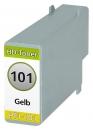 Alternativ Druckerpatronen Canon PFI-101Y 0886B001 Gelb