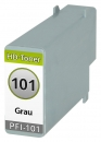 Alternativ Druckerpatronen Canon PFI-101GY Grey