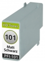 Alternativ Druckerpatronen Canon PFI-101MBK Mattschwarz