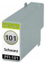 Alternativ Druckerpatronen Canon PFI-101BK Schwarz