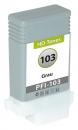 Alternativ Druckerpatronen Canon PFI-103G 2213B001 Grau