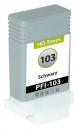 Alternativ Druckerpatronen Canon PFI-103BK 2212B001 Schwarz