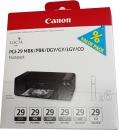 Original Canon Patronen PGI-29 4868B018 Sechs Farben Multipack