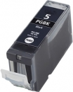 Alternativ Canon Patronen PGI-5BK mit Chip