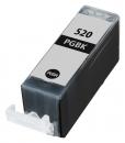 Kompatible Druckerpatronen - Ersetzt CANON PGI-520BK schwarz