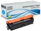 Alternativ HP Toner 651A CE341A Cyan