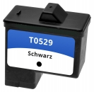 Alternativ Tintenpatronen Dell T0529 592-10039 Schwarz