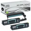 Set 2x Alternativ Dell Toner 593-10501 + Trommel 593-10338