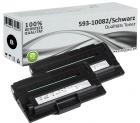 Set 2x Alternativ Dell Toner P4210 593-10082 Schwarz