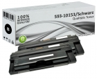 Set 2x Alternativ Dell Toner RF223 593-10153 Schwarz