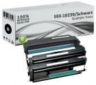 Set 2x Alternativ Dell Toner 593-10239 + Trommel  593-10241