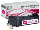 Alternativ Dell Toner 593-10261 Magenta