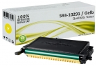 Alternativ Dell Toner 593-10291 Yellow/Gelb