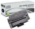 Set 2x Alternativ Dell Toner HX756 593-10329 Schwarz