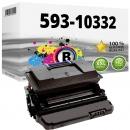 Alternativ Toner Dell NY312 593-10332 Schwarz