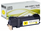 Alternativ Dell Toner 593-11037 Yellow/Gelb