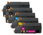 Alternativ Dell Toner 4G9HP 5R6J0 4J0X7 XY7N4 5er Set