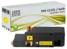Alternativ Dell Toner 593-11131 Yellow/Gelb