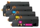 XL Alternativ Toner Dell 1250 1350 1355 Sparset