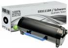 Alternativ Toner Dell KM2NC 593-11184 Schwarz