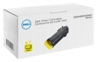Original Dell Toner 1MD5G / D-593-BBRW Gelb