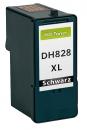 Alternativ Patronen Dell CH883/DH828 Schwarz