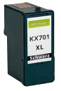 Alternativ Tintenpatronen Dell KX701 592-10278 Schwarz