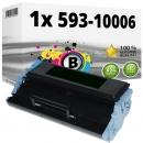 Alternativ Dell Toner 7Y606 593-10006 Schwarz