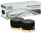 Set Alternativ Epson Toner 0711 Schwarz