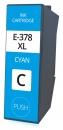 Alternativ Epson Patronen 378 XL (Eichhörnchen) Cyan