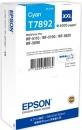 Original Epson Patronen 79XXL T7892 Cyan