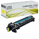Alternativ Epson Trommel C13S051201 Gelb / Yellow