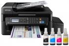 Epson EcoTank ET-4500 4-in-1-Tintenstrahldrucker inkl. 4x Original Tinte