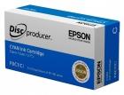 Original Epson Patrone PJIC1 / C13S020447 Cyan