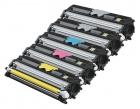 Alternativ Epson Toner S05055X Sparset 5er Sparset