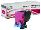 Alternativ Epson Toner S050591 Magenta