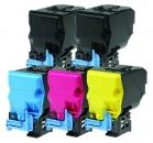 Alternativ Epson Toner S05059x 5er Sparset