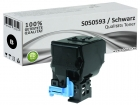 Alternativ Epson Toner S050593 Schwarz