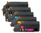 Alternativ Epson Toner S05061x 5er Sparset