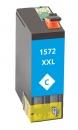Alternativ Epson Patronen T1572 (Schildkröte) Cyan XL