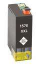 Alternativ Epson Patronen T1578 (Schildkröte) Mattschwarz XL