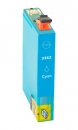 Alternativ Epson Patronen 33 XL (Orange) T3362 Cyan
