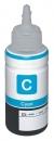 Alternativ Epson Tinte T664 Cyan
