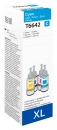 Alternativ Epson Tinte T6642 Cyan