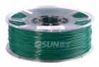 eSUN PLA Filament 1,75 mm - Tannengrün - 1 kg