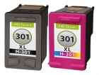 Alternativ Set Druckerpatronen HP 301 301xl