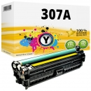 Alternativ HP Toner 307A CE742A Gelb