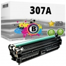 Alternativ HP Toner 307A CE740A Schwarz