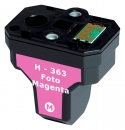 Alternativ HP Patronen 363  Foto Magenta